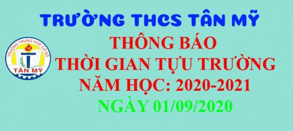 TUU TRUONG NH20-21